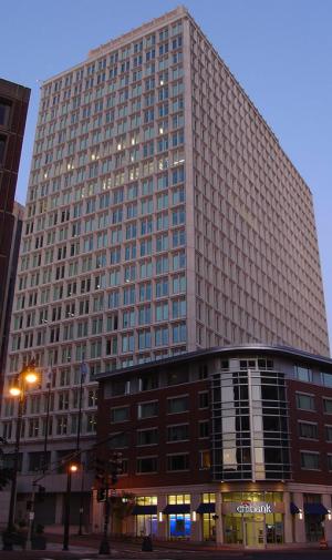 saltenstall building